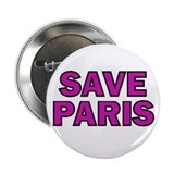 Save Paris Button