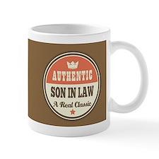 Vintage Son-in-law Design Gift Mugs