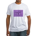 Scrapbookers - Your Life Jour Fitted T-Shirt
