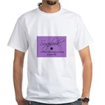Scrapbookers - Your Life Jour White T-Shirt