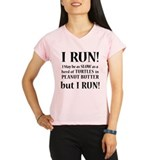 Funny running turtles Dry Fit