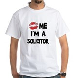 Kiss Me I'm A Solicitor Shirt