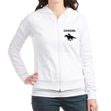 Cowgirl Fitted Hoodie