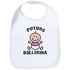 Future Ballerina Bib