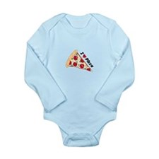 I Love Pizza Body Suit