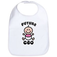 Future CEO Bib