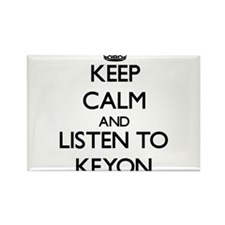 Keep Calm and Listen to Keyon Magnets