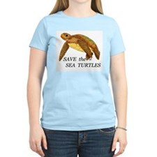 Save the Sea Turtles T-Shirt