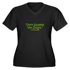 Cuddleducks Plus Size T-Shirt