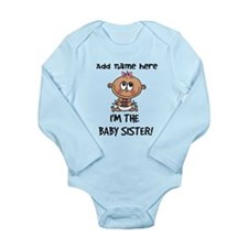 Baby Sister - Customize! Body Suit