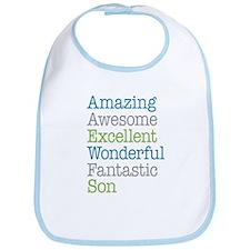 Son - Amazing Fantastic Bib