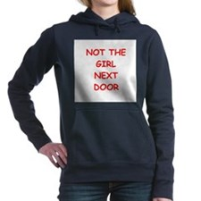 special Women's Hooded Sweatshirt