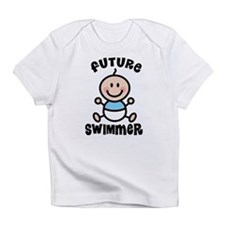 Future swimmer Infant T-Shirt