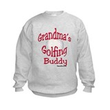 GOLF GRANDMA'S BUDDY Sweatshirt