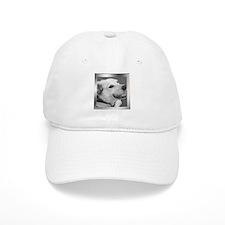 Your Photo in a Silver Frame Baseball Baseball Cap