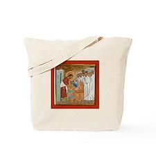 Unique Iconography Tote Bag