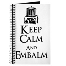 Funny Embalming Journal