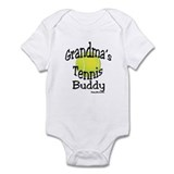 TENNIS GRANDMA'S BUDDY Onesie