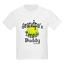 TENNIS GRANDPA'S BUDDY T-Shirt