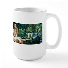 Waterhouse: Lady of Shalott Mug