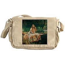 Waterhouse: Lady of Shalott Messenger Bag
