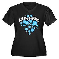 EatBub-tee blk Plus Size T-Shirt