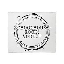 Schoolhouse Rock! Addict Stadium Blanket