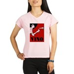 Vino Vintage Lady Performance Dry T-Shirt