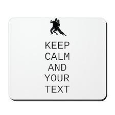 Keep Calm Dance Couple - Customize Mousepad