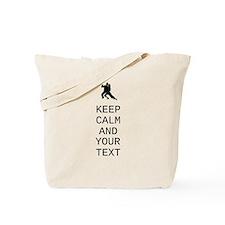 Keep Calm Dance Couple - Customize Tote Bag