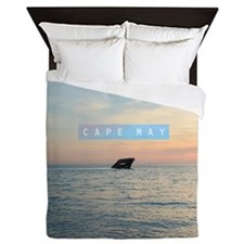 Cape May. Queen Duvet
