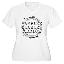 Vampire Diaries Addict T-Shirt