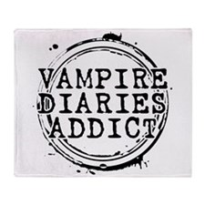 Vampire Diaries Addict Stadium Blanket