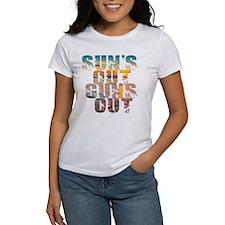Suns Out Guns Out Summer T-Shirt