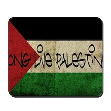Long Live Palestine Mousepad