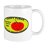 Organic Tomato Coffee Mug (righty)