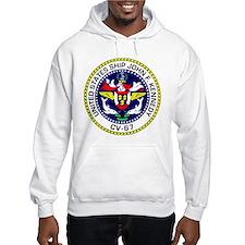 Personalized Uss John F. Kennedy Hoodie