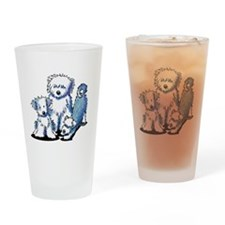OES Family Drinking Glass