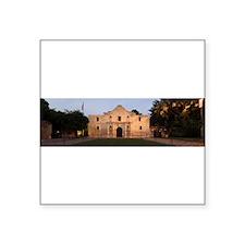 The Alamo, San Antonio, Texas Sticker