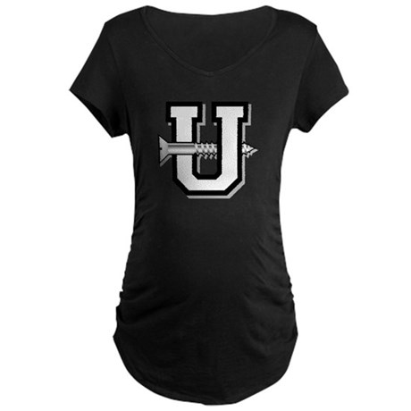 SCREW U Maternity Dark T-Shirt