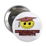 "Kindergarten Graduate 2.25"" Button (10 pack)"