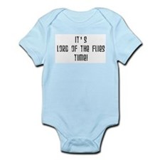 It's Lord Of The Flies Time! Infant Bodysuit