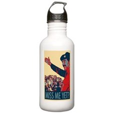 Saddam Miss Me Yet? Water Bottle