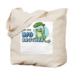 Big Brother Frog Tote Bag