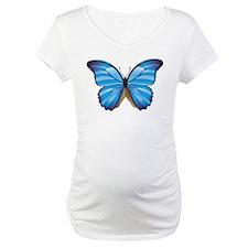 Blue Butterfly Shirt