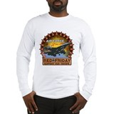 F-16 Long Sleeve T-Shirt
