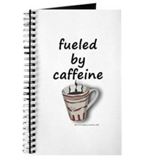 Fueled by Caffeine Journal