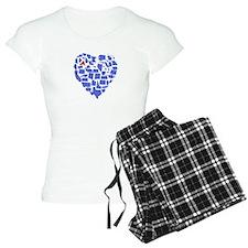 New York Heart Pajamas