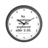 Dol Wall Clock