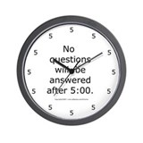 Hr jobs Wall Clock
